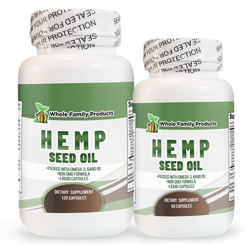 Best Hemp Seed Oil Supplement
