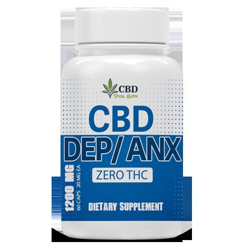 CBD Dep Anx